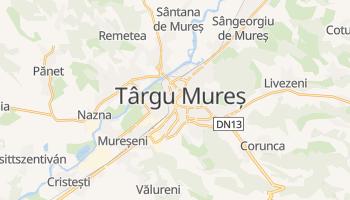 Mapa online de Târgu Mureş