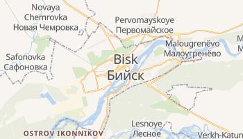 Mapa online de Bisk