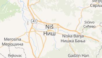 Mapa online de NIS