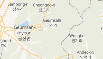 Mapa online de Anyang