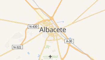 Mapa online de Albacete