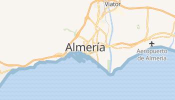 Mapa online de Almería