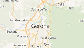 Mapa online de Gerona