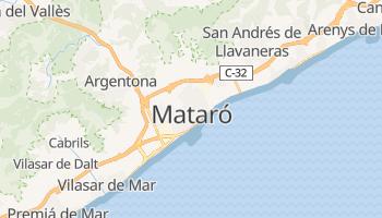Mapa online de Mataró