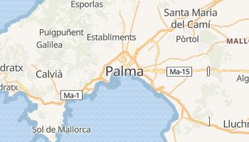 Mapa online de Palma