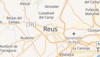 Mapa online de Reus