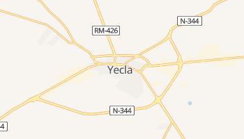 Mapa online de Yecla