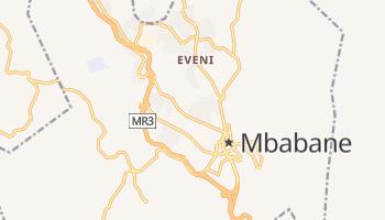 Mapa online de Mbabane