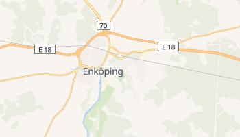 Mapa online de Enköping