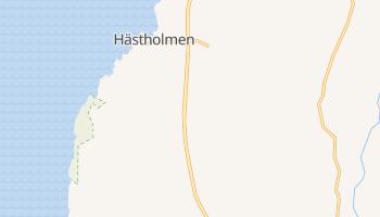 Mapa online de Haninge