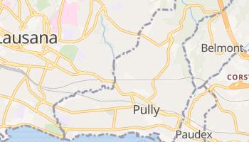 Mapa online de Pully