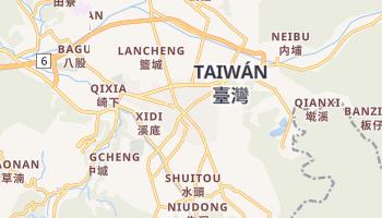 Mapa online de Puli