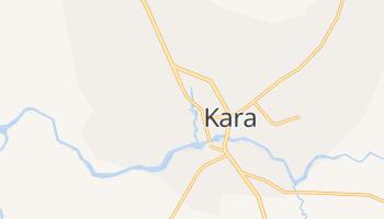 Mapa online de Kara