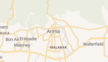 Mapa online de Arima