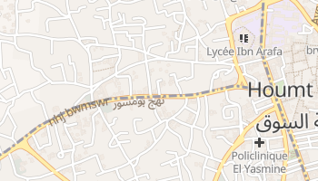 Mapa online de Yerba