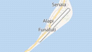 Mapa online de Funafuti
