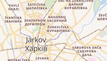 Mapa online de Járkov