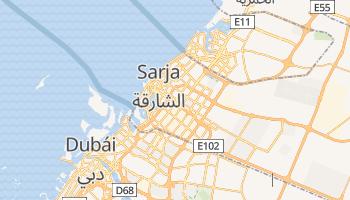 Mapa online de Sarja