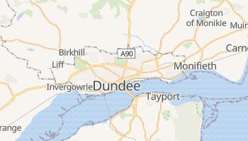 Mapa online de Dundee