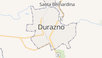 Mapa online de Durazno