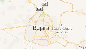 Mapa online de Bujará