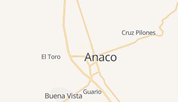 Mapa online de Municipio Anaco
