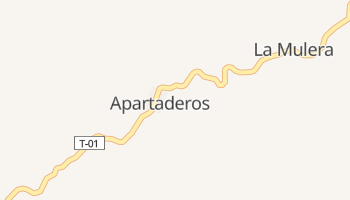 Mapa online de Apartaderos