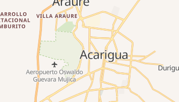Mapa online de Municipio Araure