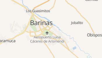 Mapa online de Barinas