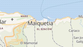 Mapa online de Maiquetía