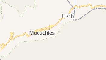 Mapa online de Mucuchíes