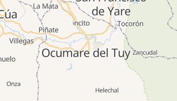 Mapa online de Ocumare