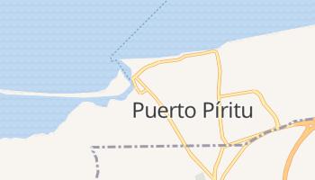 Mapa online de Puerto Píritu