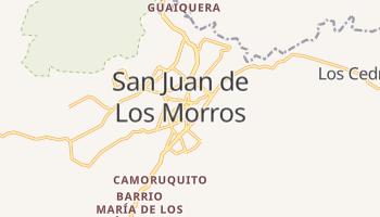 Mapa online de San Juan de Los Morros
