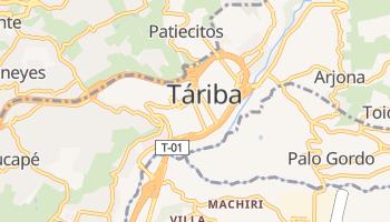 Mapa online de Táriba