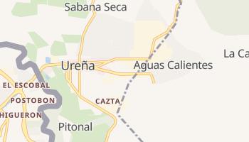 Mapa online de Urena