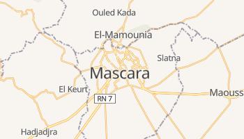 Carte en ligne de Mascara