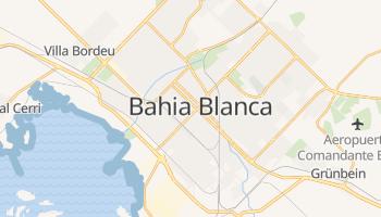 Carte en ligne de Bahía Blanca