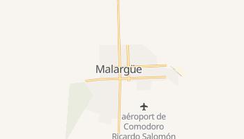 Carte en ligne de Malargüe