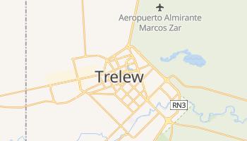 Carte en ligne de Trelew