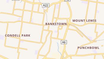 Carte en ligne de Bankstown