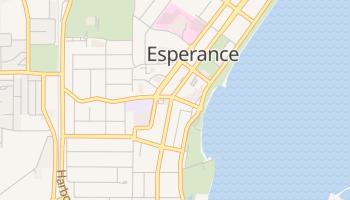 Carte en ligne de Espérance