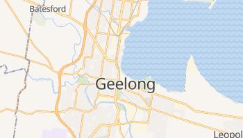 Carte en ligne de Geelong