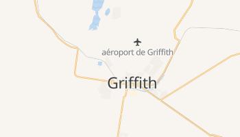 Carte en ligne de Griffith