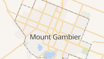 Carte en ligne de Mont Gambier