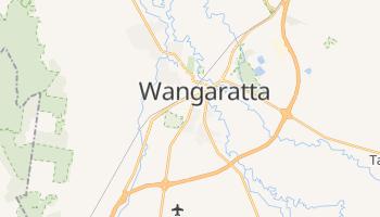 Carte en ligne de Wangaratta