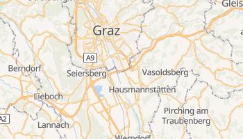 Carte en ligne de Graz