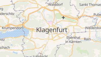 Carte en ligne de Klagenfurt