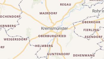 Carte en ligne de Kremsmünster