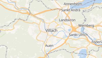 Carte en ligne de Villach